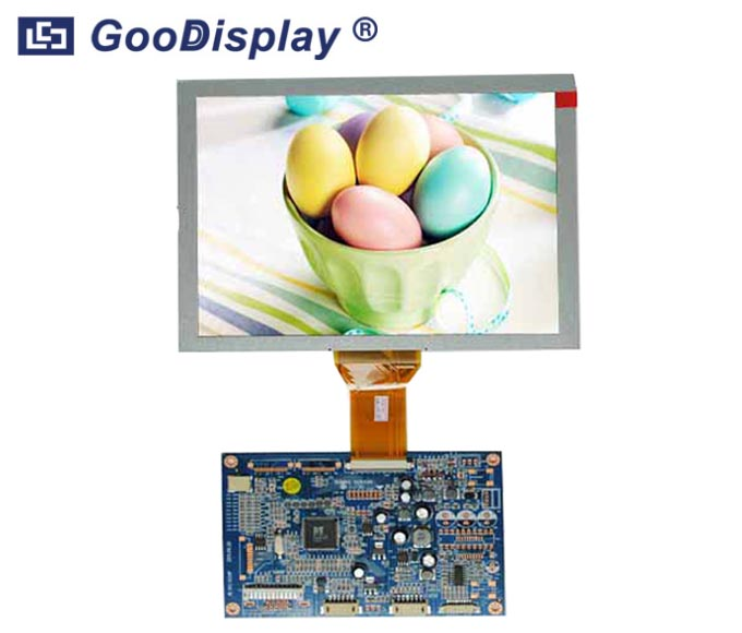 8 inch color LCD Monitor Module with VGA&Video input, GDN-D102AT-GTI080NA
