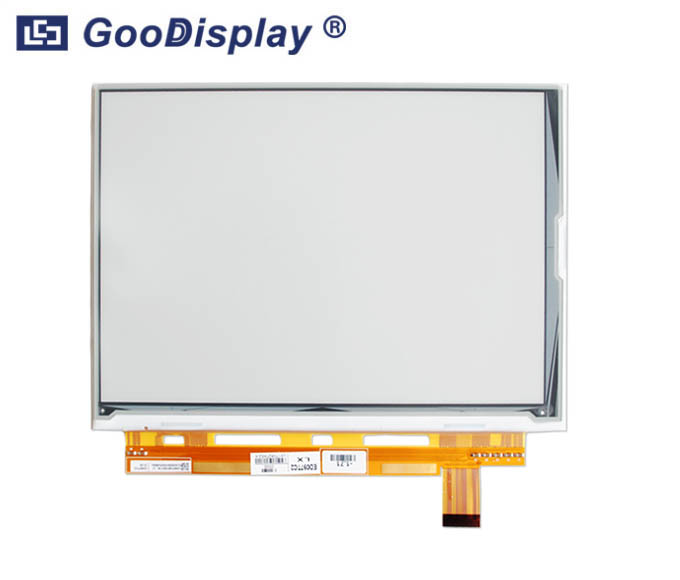 9.7 inch e-paper display resolution 1200x825 big size parallel panel, GDEP097TC2