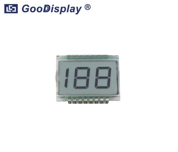 2-1/2 Digit LCD Panel EDS819