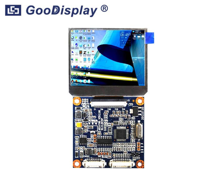 2.4 inch TFT LCD panel with board display module, GD24TWD-GTT24P138