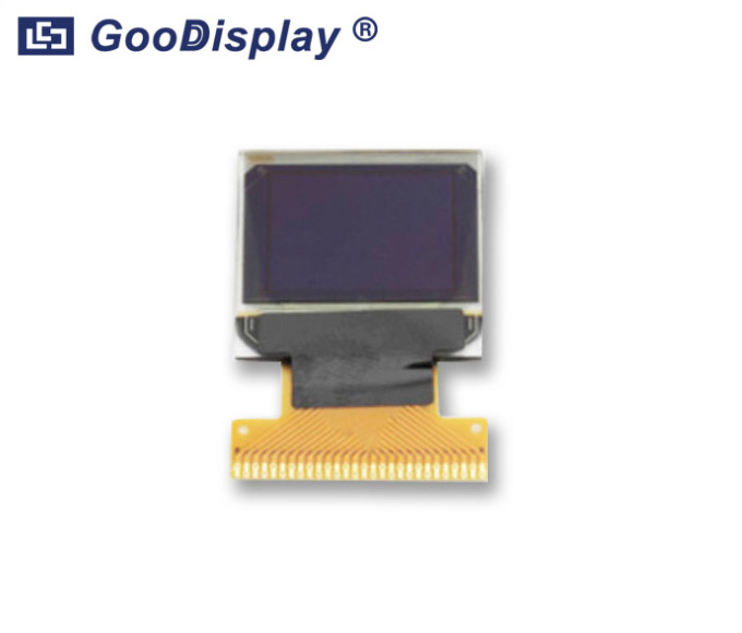 0.66 inch Small OLED Display Panel 64x48 Dots, GDO0066B