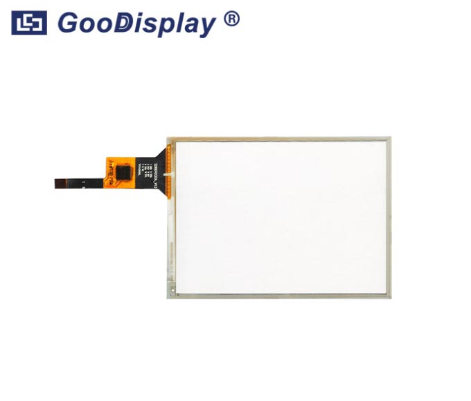 4.3 inch touch screen, for 4.3 inch e-paper display