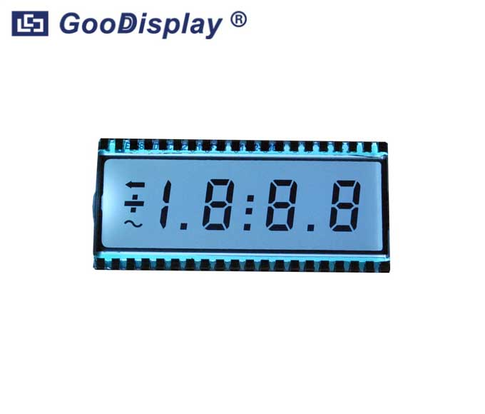 3-1/2 Digit LCD Panel EDS801