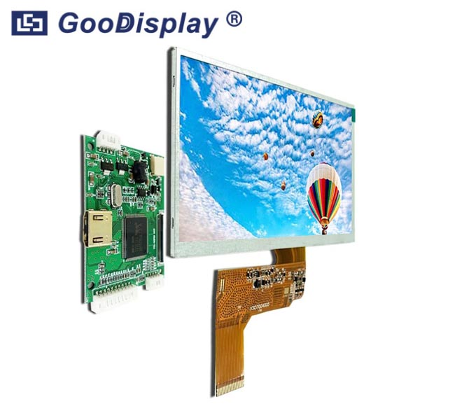 7.0 inch TFT LCD Display Module HDMI for Raspberry Pi GDTE070A1-5